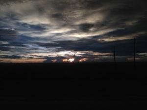 The beautiful Malawi sky