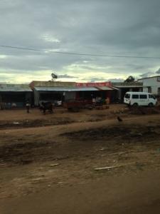 A market area