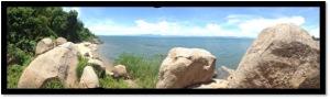 A glimpse of beautiful Lake Malawi